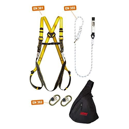 levac 3616 KIT3 Kit Universal arnés de seguridad/Cabestro ...