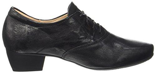 00 Closed Black Nero il 181180 Karena 181180 Tacco Punta Nero Chiusa Delle Pensare 00 Toe Donne Heels Think Women's black Karena Iqzx0