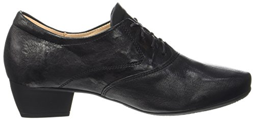 Karena Women's Heels Think 181180 Black Black Closed 00 Toe 7Rdwxq5wz