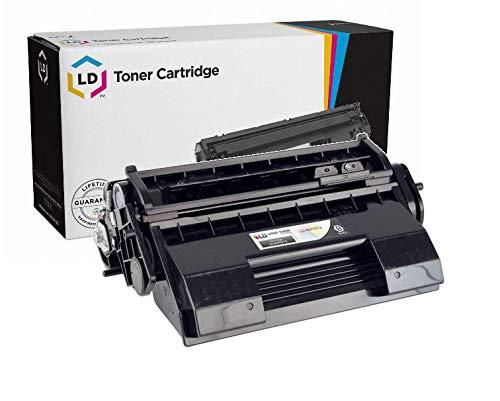 LD Compatible Toner Cartridge Replacement for Konica Minolta TN412 AOFP013 (Black) ()