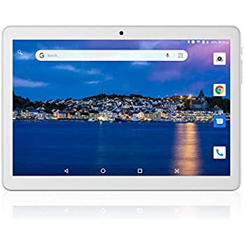 Amazon.com : Tablet 10 inch, Android 8.1 Tablet PC, 16GB, 5G ...
