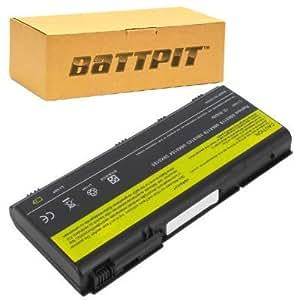 Battpit Bateria de repuesto para portátiles IBM 92P1057 (6600 mah)