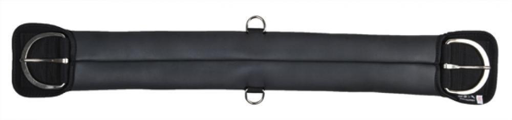 HKM 548571Néoprène Sangle de Selle 30Pouces ou 76cm Noir