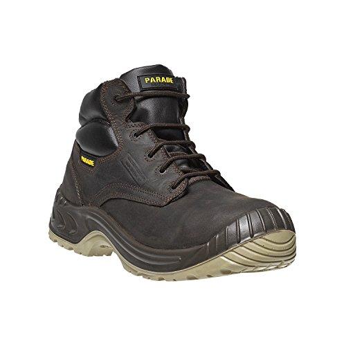 PARADE 07NOUMEA28 45 Chaussure de sécurité haute Pointure 42 Marron