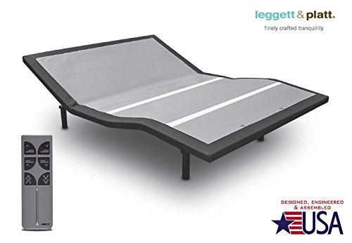LEGGETT & PLATT FALCON ADJUSTABLE BED WITH 10″ GEL COOL MEMORY FOAM MATTRESS (twin xl) Review