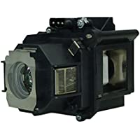 Lamp Housing For Epson ELP-LP47 / ELPLP47 Projector DLP LCD Bulb