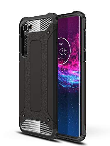 Funda Resistente Para Motorola Moto Edge 5g Negro