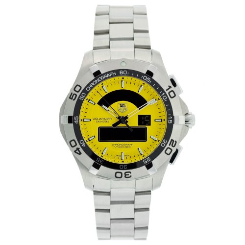 - TAG Heuer Men's CAF1011.BA0821 Aquaracer 2000 Chronotimer Watch