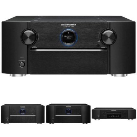 (Marantz AV8801 11.2 Channel Home Theater Pre-Amplifier/Processor (Discontinued by Manufacturer))