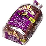 Arnold Bread Hearty Classic Healthy Multi Grain Wide Pan Loaf, 24 OZ