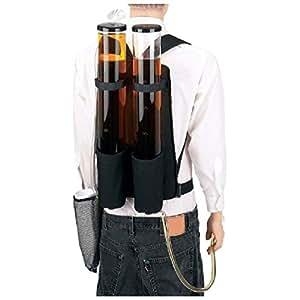 House 3.7qt Double Beverage Beer Dispenser Backpack