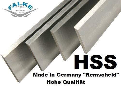640mm Hobelmesser//Streifenhobelmesser HSS/%18 Extrascharf Hochgeschwindigkeitsstahl 250mm , 310x30x3mm HSS