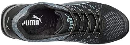 Puma Safety Shoes - Elevate Knit Black