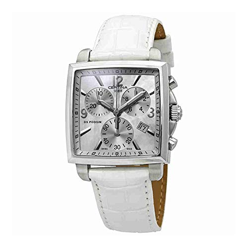Certina Ladies Watches DS Podium Lady Square C001.317.16.117.00 - 2