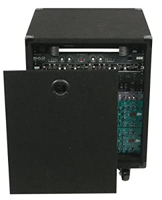 Odyssey CRE12W 12 Space 17 Deep Carpeted Econo Rack With Wheels from Odyssey Innovative Designs