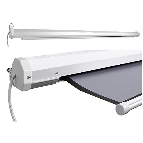 Electric Projector Screen Wall Celling Mounted 100'' 16:9 by KOVAL INC. (Image #2)