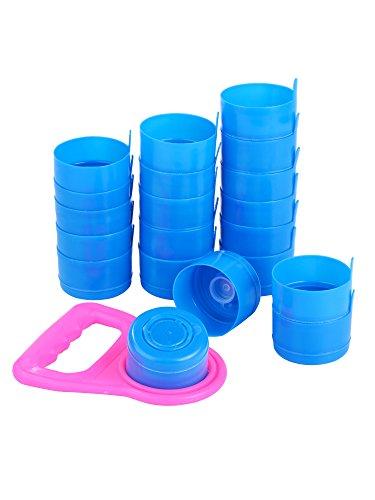 5 gallon lids water - 3
