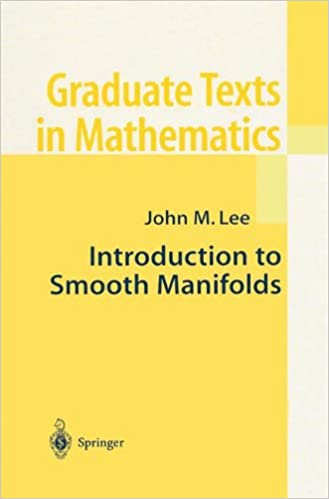 Image result for Introduction to smooth manifolds /Lee, John M., 1950-