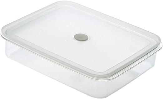 Caja de almacenamiento de plástico al vacío para frigorífico ...