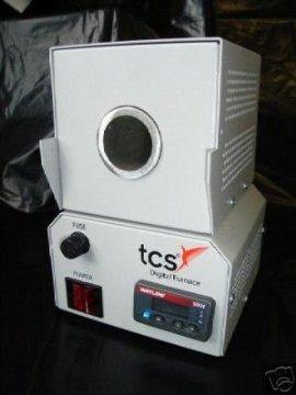TCS INJECTOR FURNACE DIGITAL 110V BRAND NEW