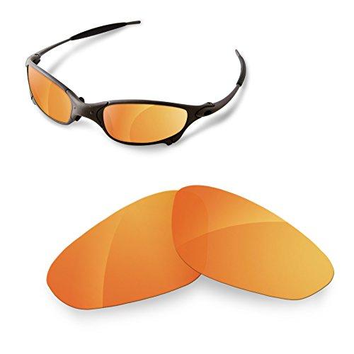 Iridium Restorer Oakley para Juliet Polarizados Lentes Sunglasses Recambio Fire de gYZqw