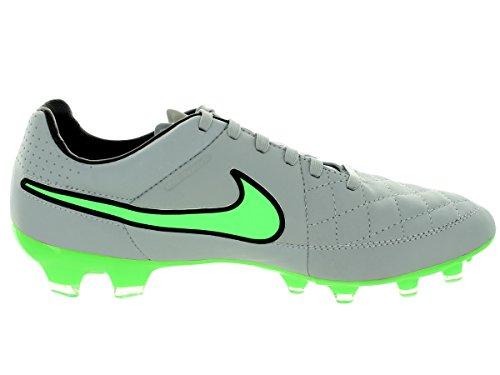 Football Fg Homme De Nike Tiempo Legacy vert Gris Chaussures HqXFpw