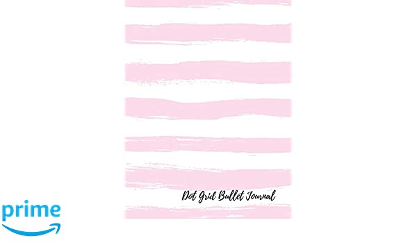 Dot Grid Bullet Journal: Bullet Journal Agenda Large ...