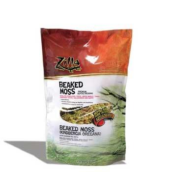 Beaked Moss 10quart (Catalog Category: Small Animal / Reptile Bedding)