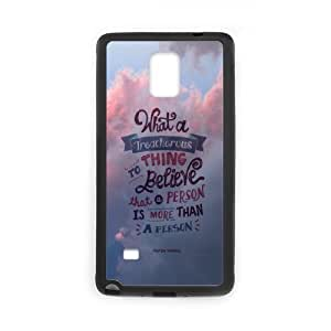 Samsung Galaxy Note4 N9108 Csaes phone Case The Fault In Our Stars MX91421