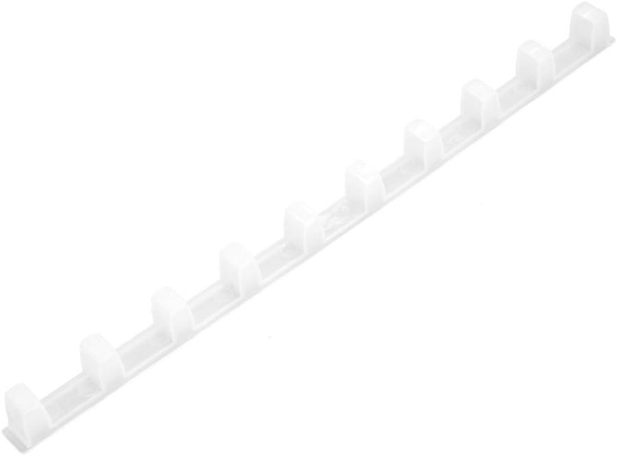 Cafopgrill 10 Piezas de Marco de Colmena de plástico Extremos espaciadores duraderos Suministros de protección de Apicultura para Apicultura Langstroth