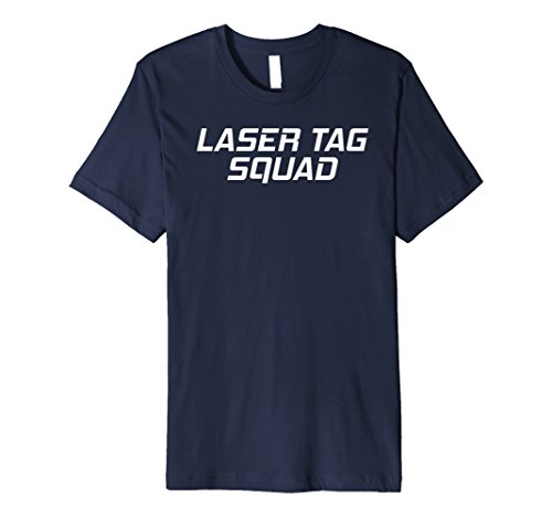 (LASER TAG SQUAD Shirt Funny Birthday Party Game Gift Idea)