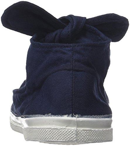 Flo marine Bensimon Sneaker Donna Blu Tennis gxqUPZ