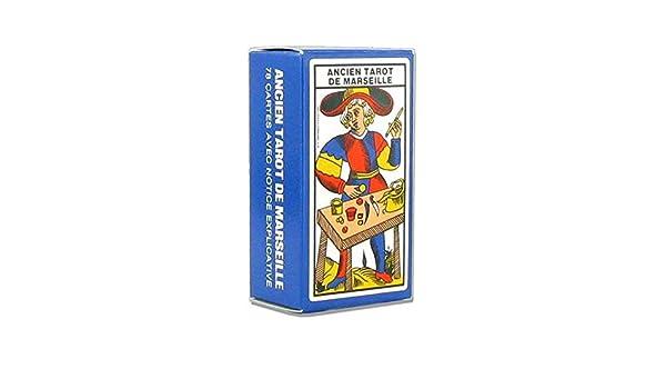 Juego de 78 cartas : mini Ancien tarot de Marseille ...
