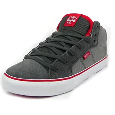 bba54a421b Circa Cero High Mens Suede Leather Lace Up Trainers  Amazon.co.uk  Shoes    Bags