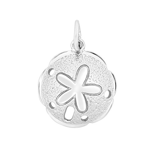 Silver on the Rocks Nautical Charm, Sterling Silver Lobster Sand Dollar Necklace Bracelet Jewelry (House Sterling Charm Silver)