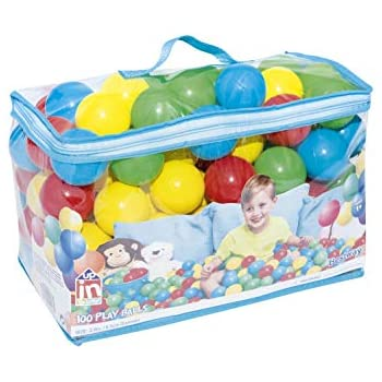 Amazon Com Up In Amp Over Splash Amp Play 100 Play Balls Toys Amp Games