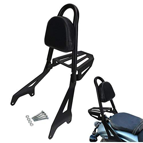 Yamaha Passenger Backrest - 5