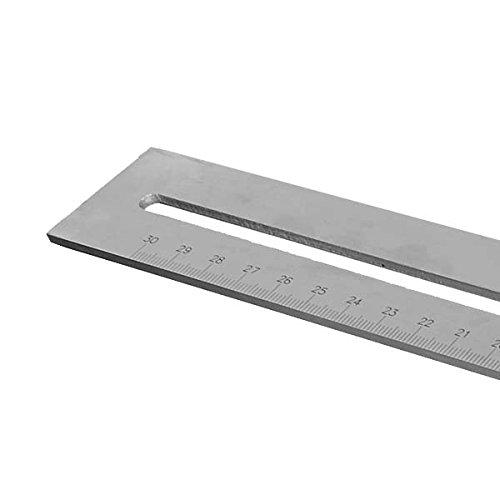 Jiguoor Trusquin en acier inoxydable 0.1/mm menuiserie Outil de mesure Mortising et Tenoning machine Accessoires 0/–200/mm//0/–250/mm//0/–300/mm