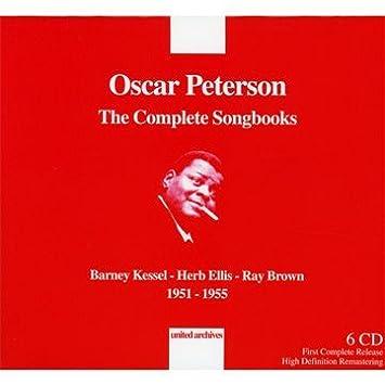 Oscar Peterson, Barney Kessel, Herb Ellis, Ray Brown - Oscar ...