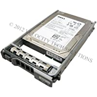 Dell J084N 146GB 16MB 6.0Gbps 15K 2.5 Enterprise Class SAS Hard Drive in Poweredge R and T Series Tray