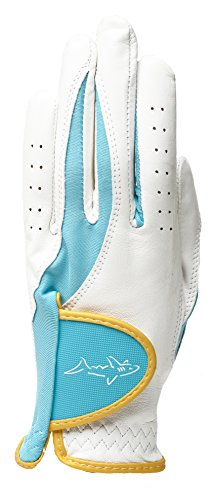 Greg Norman Women's Golf Gloves, Left Hand, Small, - Women Norman