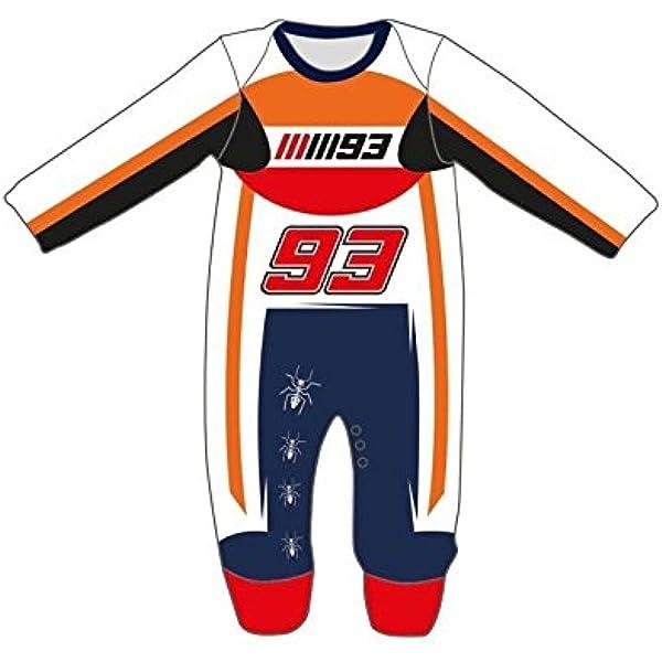 pritelli 1883003 pijama Pelele Replica Racing Marc Marquez ...