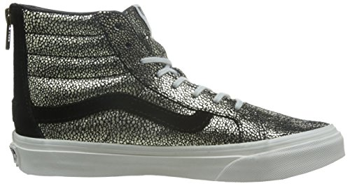 Hi Vans Black Zip Sk8 Gold Gold Dots Slim Gold 5SSOp6qw