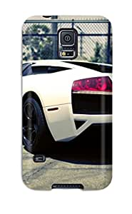 Hot 2448070K37873295 Special Design Back Lamborghini Phone Case Cover For Galaxy S5