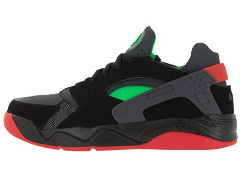 Lt Black Flight Rg Air Huarache Crmsn Grn Schuh Low Basketball Anthracite qxXwzd