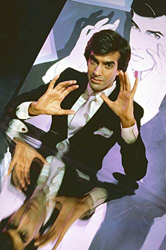 David Copperfield in The Magic of David Copperfield in Suit 24x18 Poster