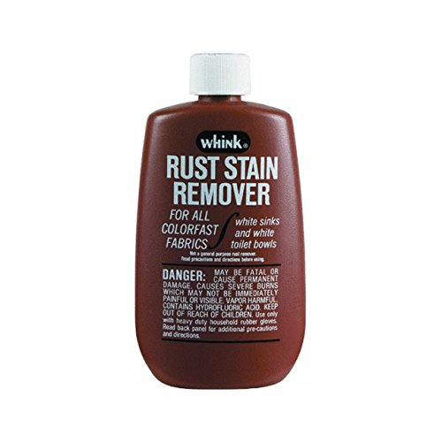 whink rust stain remover 6 ounce home garden household supplies laundry supplies fabric removers. Black Bedroom Furniture Sets. Home Design Ideas