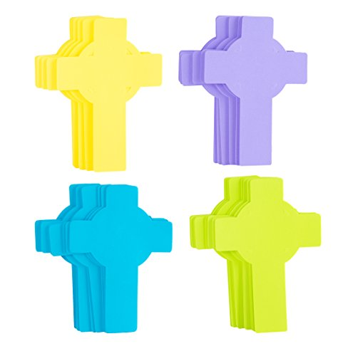 Foam Shapes 35/Pkg, Crosses