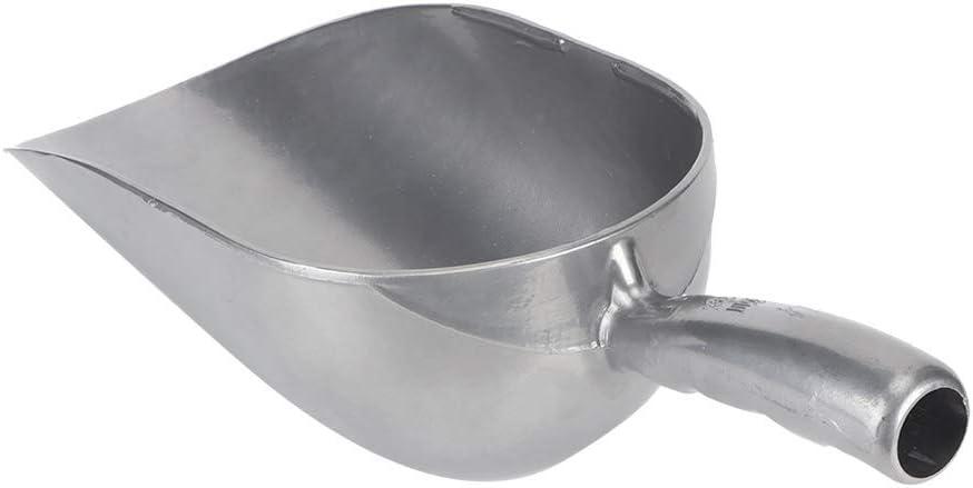 TOPINCN Pala de horquilla de aleaci/ón de aluminio para jard/ín