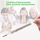 Oral Temperature for Adult or Baby, Glass Oral